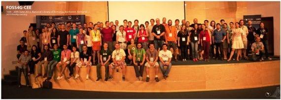 FOSS4G-CEE 2013